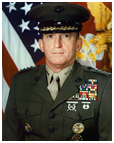 Retired General Charles C. Krulak